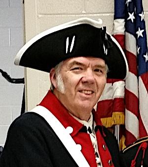 Ron Bonham North Carolina SAR State Genealogist.