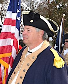 North Carolina SAR State Treasurer Sam Powell