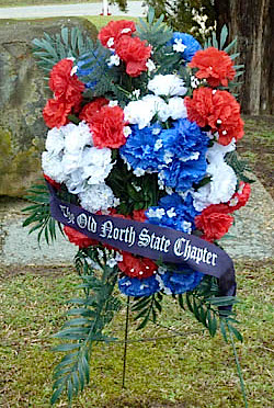 The Old North State chapter, North Carolina SAR