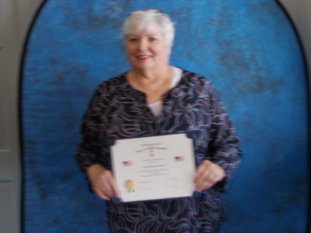 Nancy M. Rodgers, PNR
