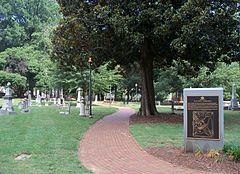 Mecklenburg chapter SAR invites you to a Patriot monument unveiling ceremony on September 24 2016 at 10:00am at Old Settlers' Cemetery in Uptown Charlotte.