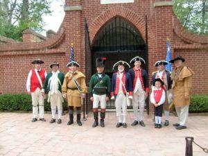 Vigil at Washington's Tomb
