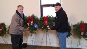 Capt George Dickey Wreaths Across America