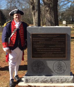 Jay Joyce at Cowan's Ford Monument Dedication