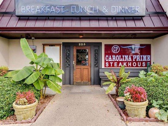 Mecklenburg chapter BOM on August 26 2017 at Carolina Prime Steakhouse in Charlotte.
