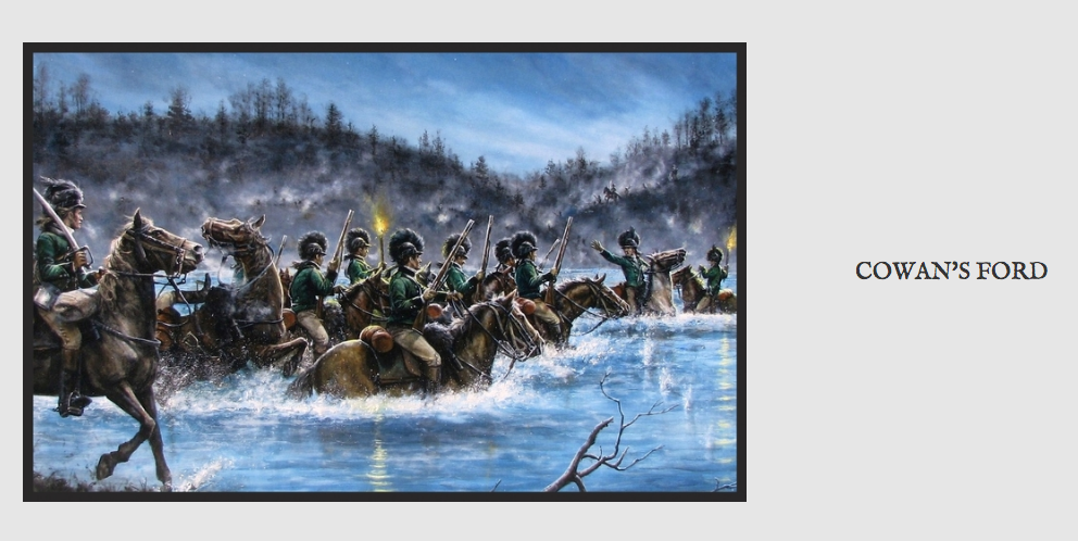 See Revolutionary War historical artist Dan Nance with the Mecklenburg SAR chapter on May 17 2018 in Charlotte.