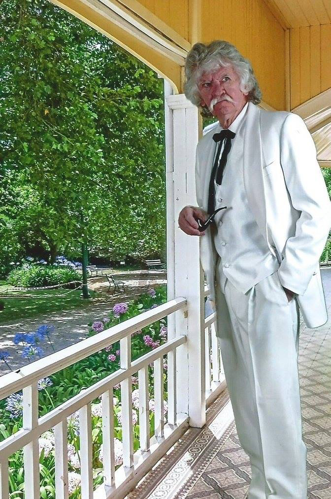 Mecklenburg SAR in Charlotte invites you to see Mark Twain and dinner on February 21 2019 in Charlotte.