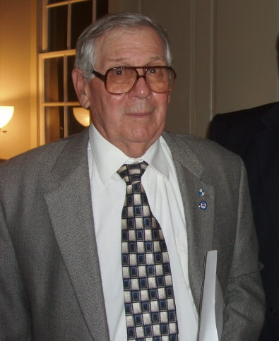 Pete Perry - Chaplain, Albemarle Chapter