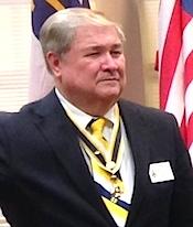 Ron Jones - Vice President, General George Washington Chapter