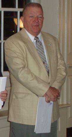 Warren Smith - Treasurer, Albemarle Chapter