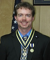 Daniel Burleson - Chapter President, Colson's Mill Chapter