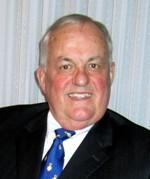 LCDR Charles E. Adams, USN (Ret) - Chapter President, Gen. Francis Nash Chapter