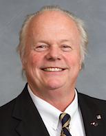 Representative Joe Sam Queen - Chapter President, Western Waters Chapter