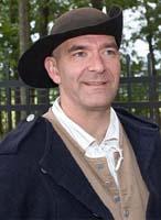 Mr. John Misenheimer - Chapter President, LTC John Phifer