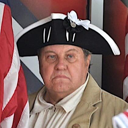 Rhod Reep, Historian, Catawba Valley Chapter, North Carolina SAR