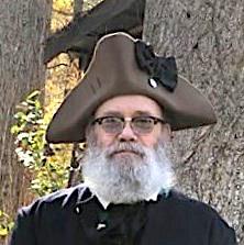 Ben Setser, President, Catawba Valley Chapter, North Carolina SAR