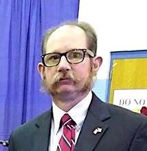 Derrick Walker, Treasurer, Catawba Valley Chapter, North Carolina SAR