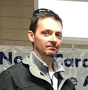 Keith Black, Registrar, Catawba Valley Chapter, North Carolina SAR
